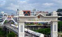 Exportation des produits sylvico-agricoles via le poste-frontière de Lao Cai