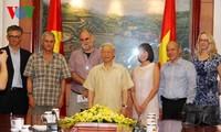 Un jalon historique dans les relations Vietnam-Etats-Unis