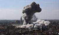 Syrie: 82 morts dans des raids de l'armée gouvernementale