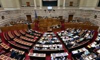 Grèce: Les dissidents de Syriza forment un nouveau groupe parlementaire