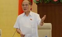 Nguyên Sinh Hùng bientôt à la conférence des présidents parlementaires