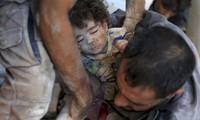 Syrie : des dizaines de morts dans l'attaque d'une prison à Damas