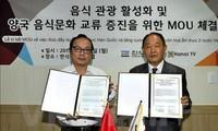 Vietnam-République de Corée : promouvoir les échanges gastronomiques