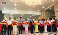 Inauguration de la salle traditionnelle de la VOV