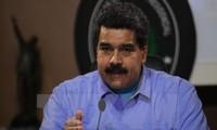 Le président vénézuélien en visite officielle au Vietnam