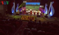 Le 70ème anniversaire de la fête nationale célébré avec faste