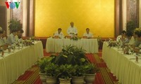 Le vice-Premier ministre Nguyên Xuân Phuc en inspection à Quang Ninh