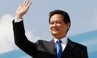 Bientôt la visite du PM Nguyen Tan Dung au Laos