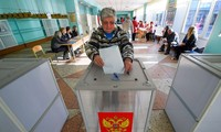 La Russie vote aux élections régionales