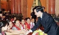 Lettre du président Truong Tan Sang aux enfants à l'occasion de la fête de la mi-automne