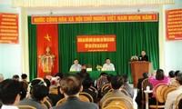 Ha Giang fête les 70 ans des premières élections législatives