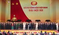 Informer le corps diplomatique des résultats du 12ème Congrès du Parti