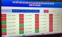 Elections: le taux de participation a atteint 98,77%