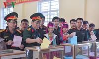 Les élections supplémentaires dans certaines localités vietnamiennes