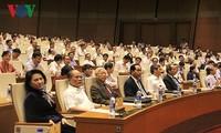 Conférence-bilan du conseil électoral national