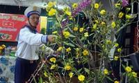 Un Tet chaleureux dans le district insulaire de Truong Sa