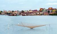 Le village de pêcheurs de Canh Duong