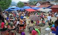 Le marché montagnard