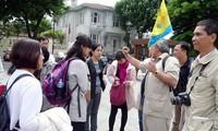 Qui visite le Vietnam? Les Vietnamiens visitent quels pays?