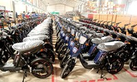 Les scooters et vélos électriques au Vietnam