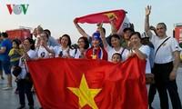Les Vietnamiens s'intéressent-ils à la coupe du monde de football?