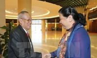 Verbesserung der Zusammenarbeit der vietnamesischen und kambodschanischen Parlamente