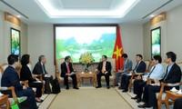 Deputi PM Vietnam Vuong Dinh Hue: Keputusan meningkatkan investasi Grup Kirin di Vietnam merupakan pilihan yang tepat