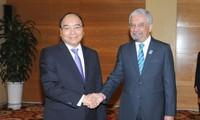 Vietnam menghargai sentralitas PBB dalam pembangunan sistim hukum internasional dan penjagaan perdamaian di dunia