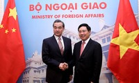 Vietnam dan Tiongkok sepakat memperkuat kerjasama di banyak segi