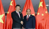 Kepala Redaksi Koran Tiongkok memberikan penilaian positif tentang prospek hubungan ekonomi Vietnam-Tiongkok
