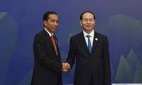 Pers Indonesia menilai tinggi posisi baru Vietnam