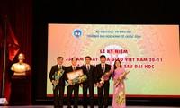 Deputi PM Vietnam, Vu Duc Dam: Pelatihan Doktor harus mengutamakan  kualitas
