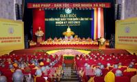 Pembukaan Kongres Nasional ke-8 Agama Buddha Vietnam