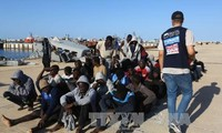 Masalah migran: Uni Eropa berkomitmen menangani krisis perdagangan budak di Libia