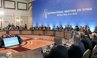 Kubu oposisi Suriah sepakat mengirimkan delegasi yang tunggal berpartisipasi pada perundingan Jenewa