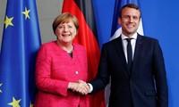 Jerman dan Perancis sepakat membentuk anggaran keuangan bersama Eurozone