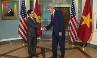 越南重视加强与美国的全面合作关系
