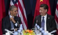 中美领导人将就海上主权争端和网络安全问题进行讨论
