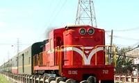 胡志明市郊至同奈省边和市铁路开通