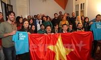 4.30南方解放纪念活动在国外举行