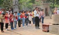旅泰越南师生代表团参观宁平省