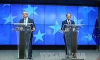 英国退欧:欧盟将于9月讨论欧盟未来