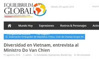 阿根廷媒体高度评价越南在脱贫减贫中取得的成就