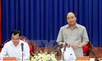 阮春福:河南省要为国内外企业共同发展创造条件