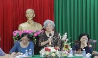 支持陈素娥为越南橙剂受害者讨回公道