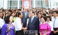 越南全国2200万学生参加2016-2017新学年开学典礼