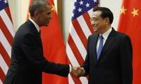 美中同意加强配合实现朝鲜半岛无核化目标
