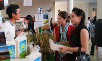 2016年绿色农业集市在同塔省举行