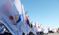 阮春福会见国际奥林匹克委员会主席和亚洲奥林匹克理事会主席