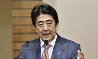 日本承诺采取措施加快经济发展和批准《跨太平洋伙伴关系协定》
